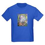 Shortest Way to Heaven Kids Dark T-Shirt