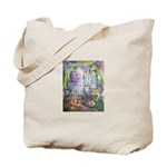 Shortest Way to Heaven Tote Bag
