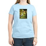 Gardening Decorating Outside Women's Light T-Shirt