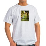 Gardening Decorating Outside Light T-Shirt