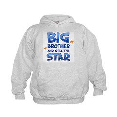 Big Brother - Star Kids Hoodie