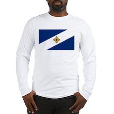 Madison Flag Long Sleeve T-Shirt