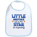 Little Brother - Star Bib