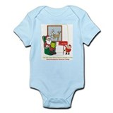 Santa 2012 Infant Bodysuit