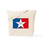San Antonio Flag Tote Bag