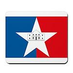 San Antonio Flag Mousepad
