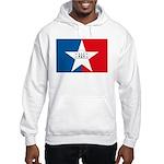 San Antonio Flag Hooded Sweatshirt