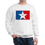 San Antonio Flag Sweatshirt