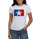 San Antonio Flag Women's T-Shirt