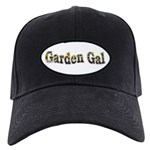 Garden Gal Black Cap