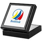 Benbrook Flag Keepsake Box