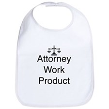 Attorney Work Product Bib