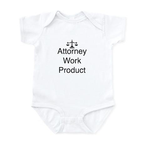 Attorney Work Product Infant Bodysuit