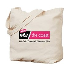 96.7 THE COAST Tote Bag