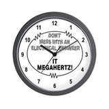 Electrical Engineer Wall Clock