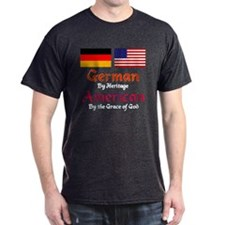 germanamericanflags2 T-Shirt