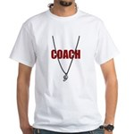 COACH White T-Shirt