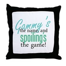 Gammy's the Name, and Spoiling's the Game! Throw P