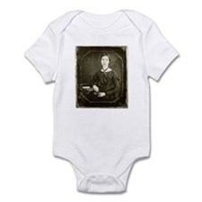 Emily Dickinson Infant Bodysuit