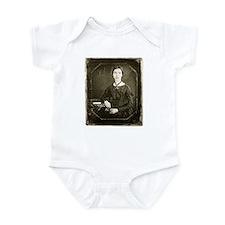 Emily Dickinson Infant Bodysuit