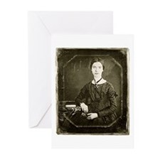 Emily Dickinson Greeting Cards (Pk of 10)
