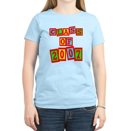 Class of 2007 Women's Light T-Shirt