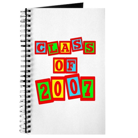 Class of 2007 Journal