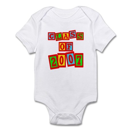 Class of 2007 Infant Bodysuit