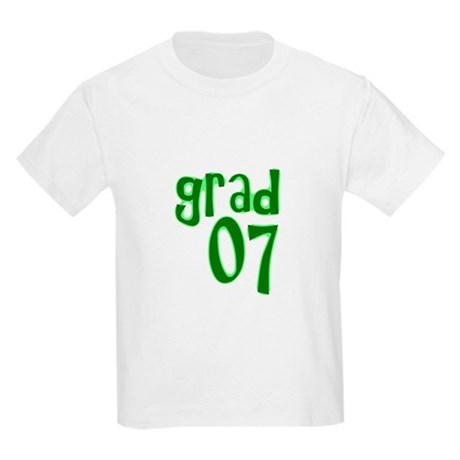 Grad 07 Kids Light T-Shirt