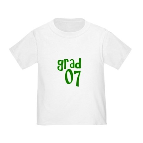 Grad 07 Toddler T-Shirt