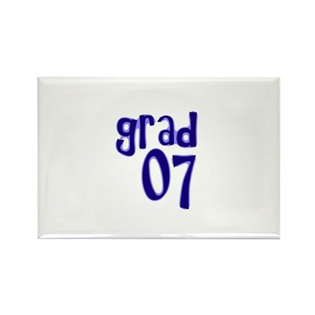 Grad 07 Rectangle Magnet