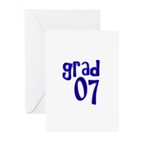 Grad 07 Greeting Cards (Pk of 20)