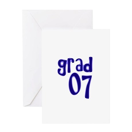 Grad 07 Greeting Card