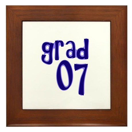 Grad 07 Framed Tile