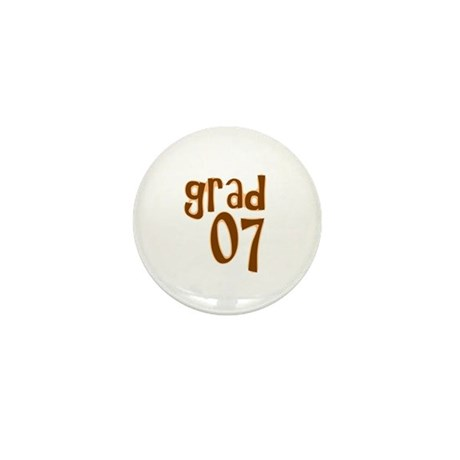 Grad 07 Mini Button (10 pack)