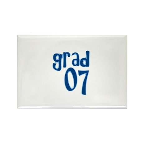 Grad 07 Rectangle Magnet (100 pack)