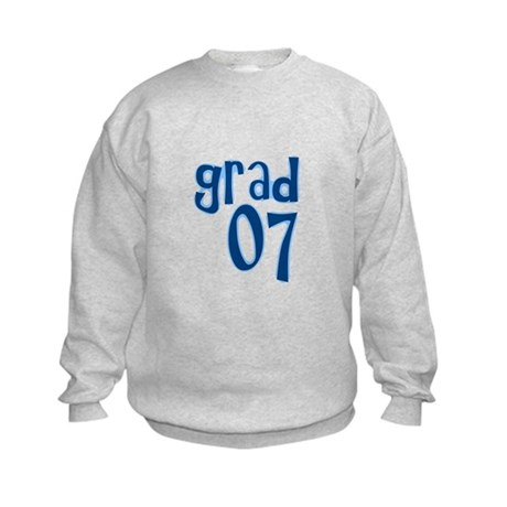 Grad 07 Kids Sweatshirt