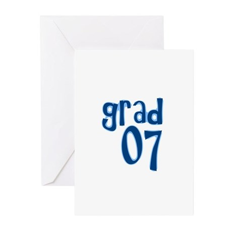 Grad 07 Greeting Cards (Pk of 10)