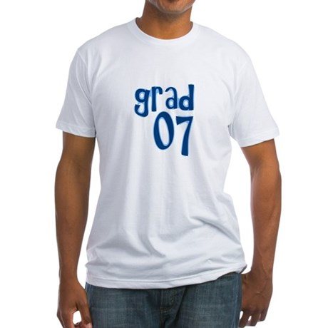 Grad 07 Fitted T-Shirt