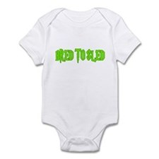 Bred to Sled... Infant Bodysuit