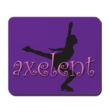 Axelent Ice Skating Mousepad