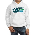 Whale of a Good Time Hooded Sweatshirt
