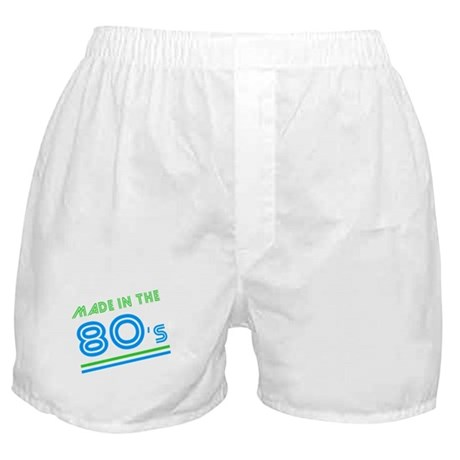 Made in the 80's Boxer Shorts
