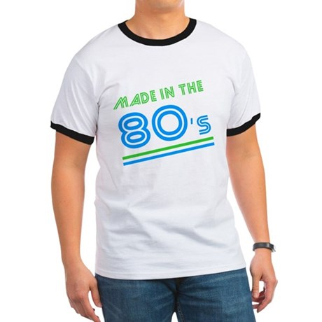 Made in the 80's Ringer T