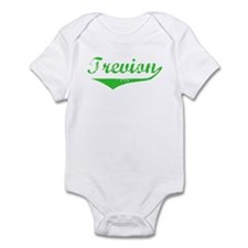 Trevion Vintage (Green) Infant Bodysuit