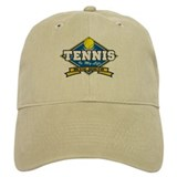 Tennis Is My Life Baseball Cap