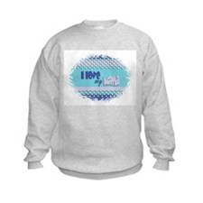 Blue Nani Sweatshirt