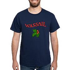 WASSAIL Christmas T-Shirt