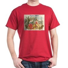 Cuban Jewels Cigar Art T-Shirt