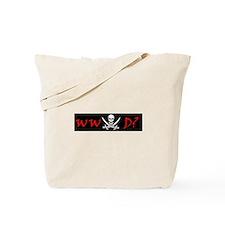 Funny Scurvy Tote Bag
